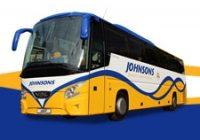 A single-decker bus