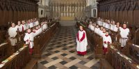 Chapel Choir of New College Oxford